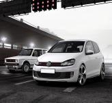 """Volkswagen Golf GTI: """"горячий"""""""