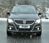 Volkswagen Passat СС: вариация на тему купе…