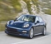 Porsche Panamera начнут продавать в сентябре