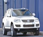Volkswagen Touareg станет гибридным