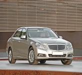 Mercedes-Benz E-Class: воплощение современных технологий