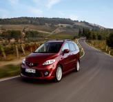Mazda 5: модернизация