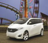 Nissan Forum Concept: мини-вэн для всей семьи