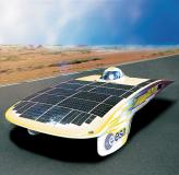 Гонки автомобилей на солнечных батареях