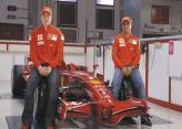 F1: Ferrari и McLaren презентовали свои болиды