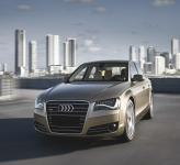 Audi A8: упор на технологии
