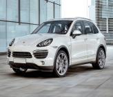 Porsche Cayenne в Украине появится в мае