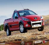 Peugeot Hoggar: бюджетный пикап
