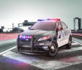 Ford Police Interceptor Concept: специально для полиции
