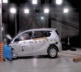 Краш-тест: Toyota Verso