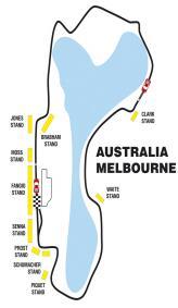 F1: Результаты квалификации Гран-при Австралии