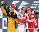 F1: Гран-при Австралии, или Пошел дождь, пошло и дело