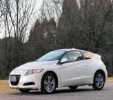 Honda CR-Z:  гибрид со спортивным духом