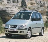 Hyundai Matrix (2001–2005): без излишеств
