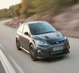 Ford Focus RS500: передний привод – не помеха мощности