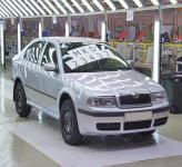 """Завод """"Еврокар"""" начал серийное производство Skoda Octavia A5"""