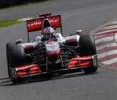 Формула-1: Баттон выигрывает Гран-при Китая