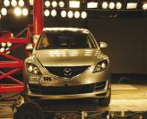 Краш-тест: Mazda 6