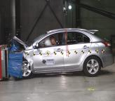 Краш-тест:  Mitsubishi Lancer Sportback