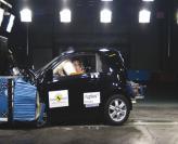 Краш-тест:  Toyota iQ