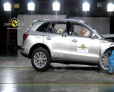 Краш-тест:  Audi Q5