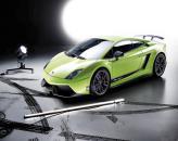 Lamborghini Gallardo LP570-4 Superleggera: облегченный и быстрый