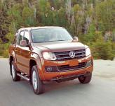 Volkswagen Amarok: он любит скалы