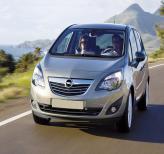 """Opel Meriva: мини-вэн с """"фишкой"""""""