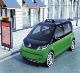 Volkswagen Milano Taxi Concept: такси будущего