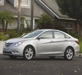 Hyundai Sonata нового поколения скоро представят в Украине