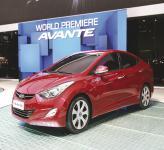 Hyundai Elantra: официальная премьера