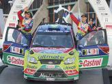 WRC: Ford завоевывает 75-ю победу на ралли Новой Зеландии