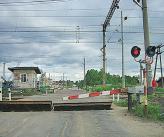 ГАИ наводит порядок на  железнодорожных переездах