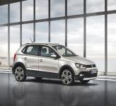 Volkswagen CrossPolo уже в продаже в Украине