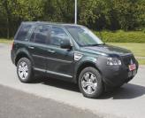 Land Rover Freelander: обновление