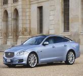 Для Jaguar XJ готовят гибридную силовую установку