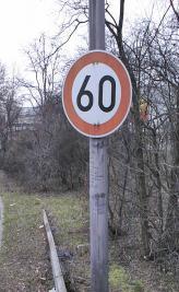 Знаки 80 км в час решили не ставить