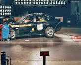 Краш-тест: BMW 5 Series