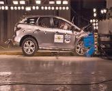 Краш-тест: Mazda CX-7