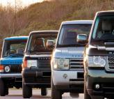 Range Rover – 40 лет