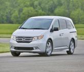"""Honda Odyssey: четвертая """"одиссея"""""""
