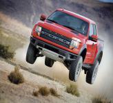 Ford F-150 SVT Raptor: вседорожный динозавр
