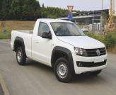 Volkswagen Amarok станет двухдверным