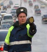 ГАИ будет наказывать за блат на дорогах