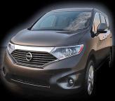 Новый Nissan Quest презентуют в ноябре