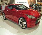 Hyundai Veloster станет преемником Tiburon