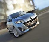 Mazda 5: мини-вэн с характером
