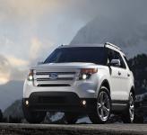 Ford Explorer: экономичность не в ущерб проходимости