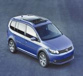 Volkswagen CrossTouran прошел через серьезную модернизацию