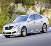 Hyundai Equus: дебют в высшем классе